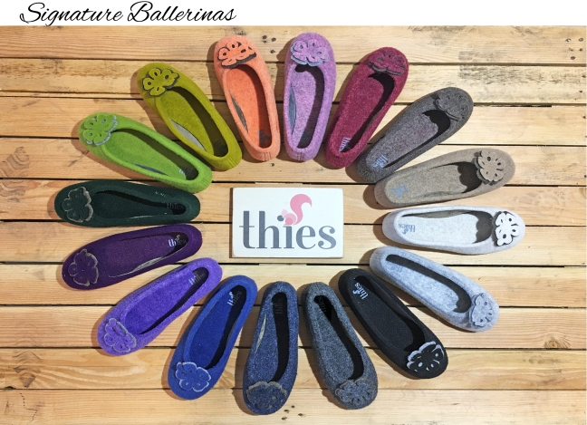 thies Mood Signature Ballerinas Kopie