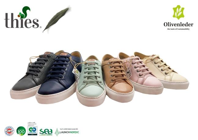 thies Olivenleder Sneakerline Lg Kopie