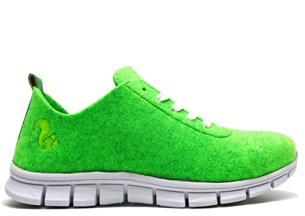 thies PET Sneaker neon green