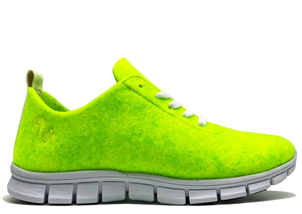 thies PET Sneaker neon yellow
