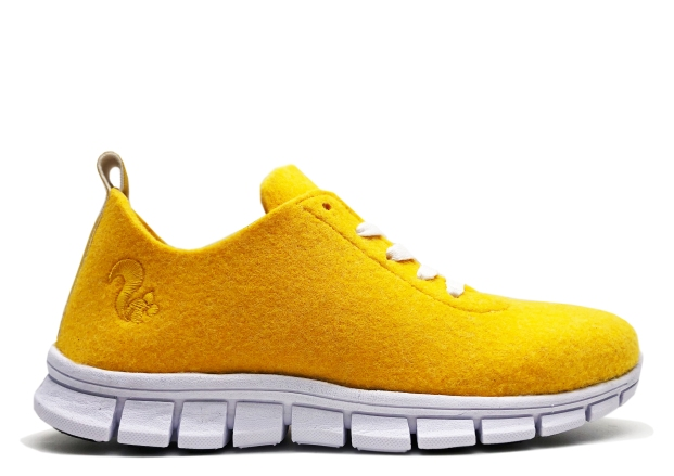 thies PET Sneaker yellow